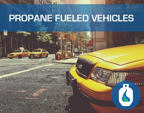 Propane Fueled Vehicles
