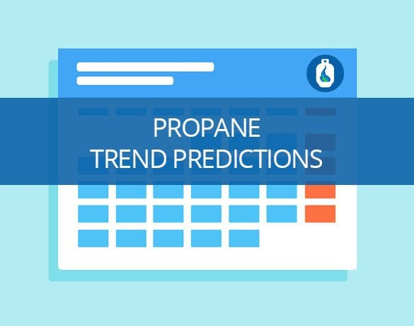 Propane Predictions